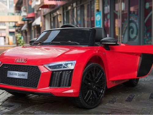 Xe ô tô điện trẻ em Audi R8 (11)