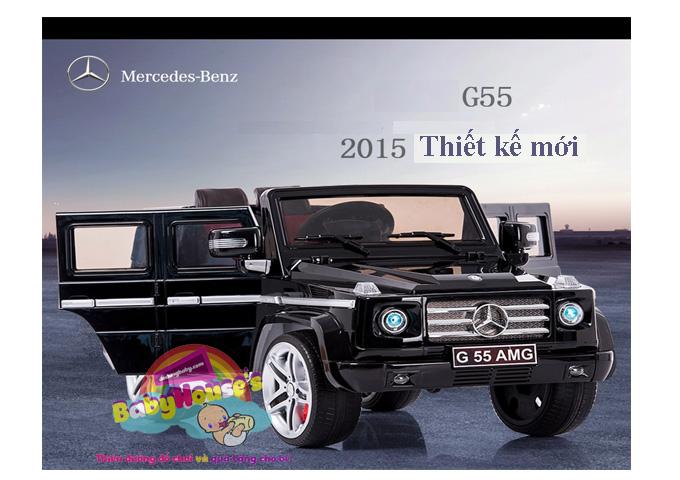 Ô tô điện trẻ em g55 mới| xe ô tô điện trẻ em cao cấp