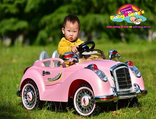 Xe ô tô điện trẻ em HZB-1568 (1)