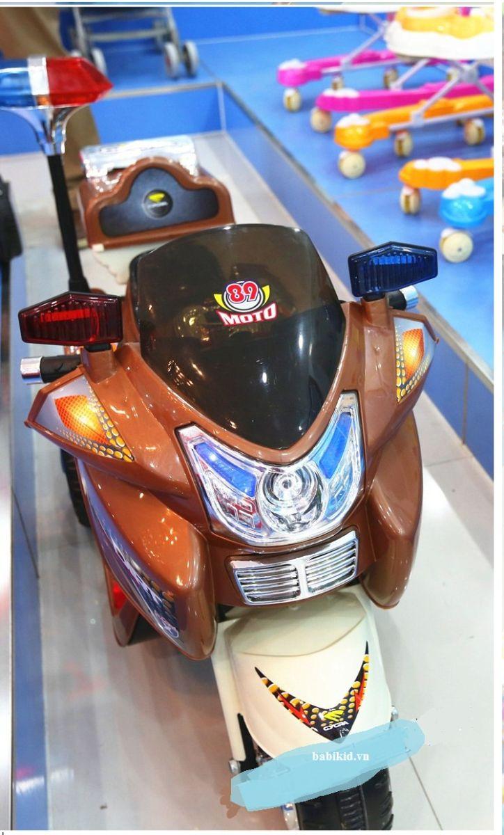 Xe máy điện trẻ em cao cấp|Xe máy chạy điện trẻ em giá rẻ