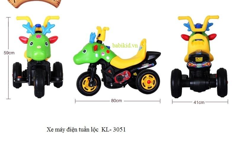 Xe máy điện trẻ em kl305|Xe máy điện trẻ em cao cấp