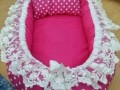 Giường ngủ trẻ em nhồi bông Babysleep