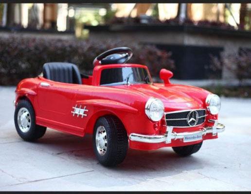 Xe ô tô điện trẻ em giá rẻ Mec7998