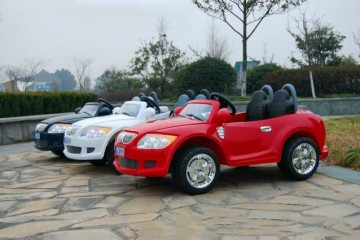 Xe ô tô điện thích hợp cho trẻ em nào?