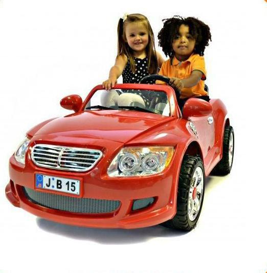 Ô tô điện trẻ em BMW B15 giá rẻ