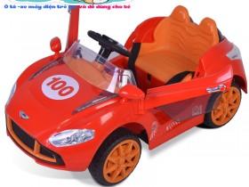Ô tô điện trẻ em rẻ nhất Hà Nội