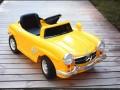 Xe ô tô điện trẻ em giá rẻ có nhạc Mec7998