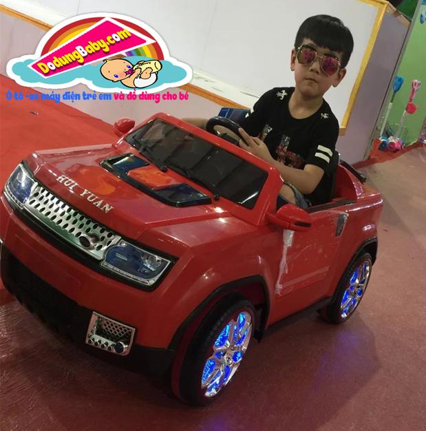 Ô tô điện cao cấp trẻ em HS100