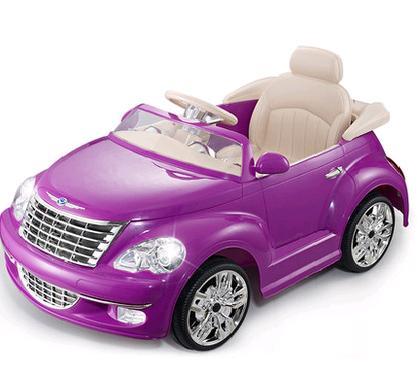 ô tô điện HD6965 cho bé gái
