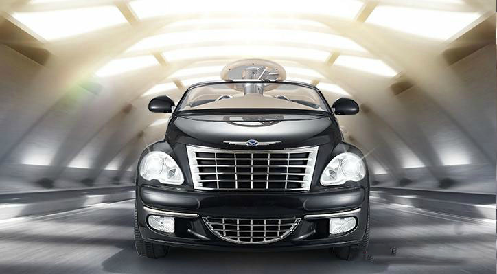 ô tô điện trẻ em HD6965 cao cấp cho bé