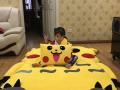 Đệm thú bông hình Pikachu NTB 204 (1)