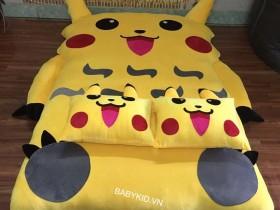 Đệm thú bông hình Pikachu NTB 204 (2)
