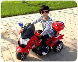 Xe máy điện trẻ em có còi 5188