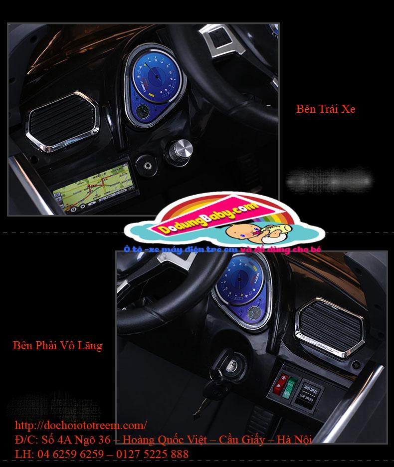 Ô tô điện dành cho bé XMX803