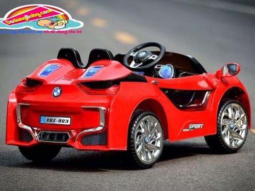 Xe ô tô điện cao cấp cho bé yêu XMX803