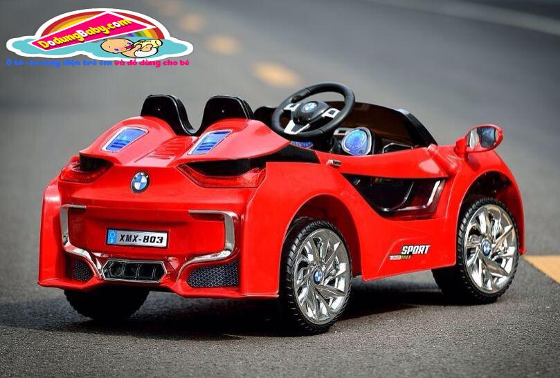 Xe ô tô điện trẻ em cao cấp XMX803