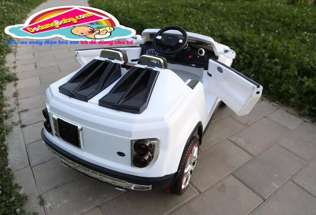 Ô tô điện HS-100 giá rẻ cho bé