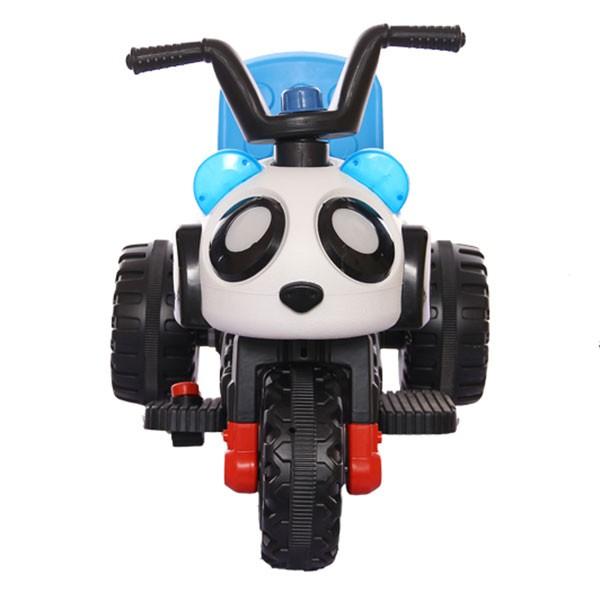 Xe máy điện trẻ em hình thú Panda 008 giá rẻ nhất