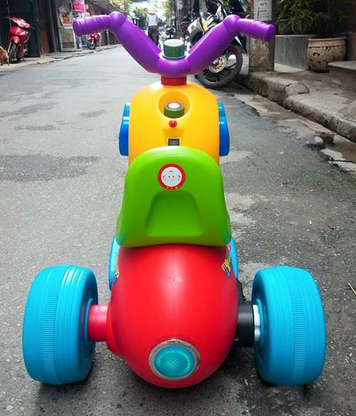 Xe máy điện trẻ em H8018
