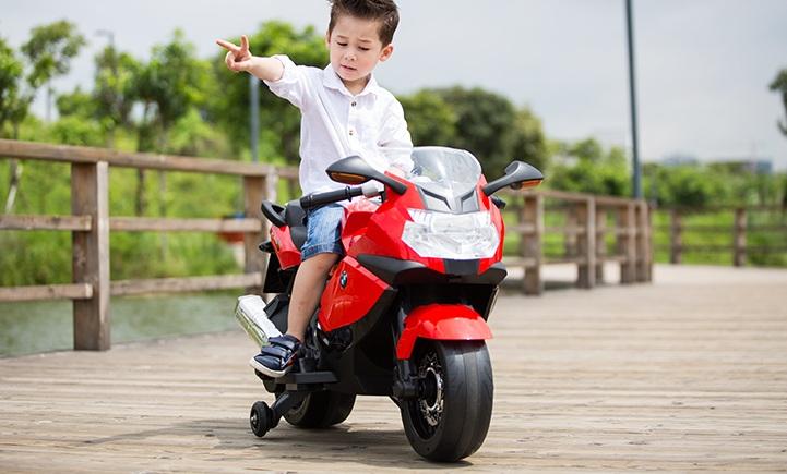 Xe máy điện trẻ em phân khối lớn K1600S