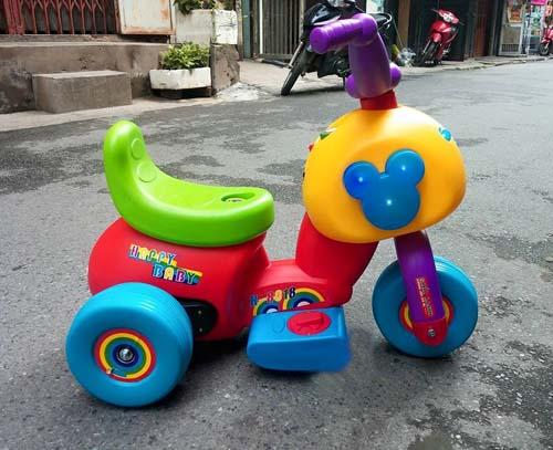 Xe máy điện trẻ em cao cấp tại Hà Nội H8018
