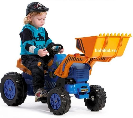 Xe máy xúc điện trẻ em CFX-513
