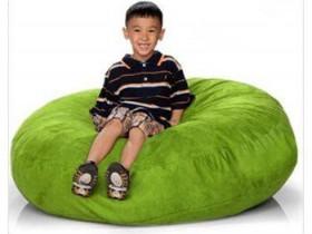 ghế lười hạt xốp hình tròn size S