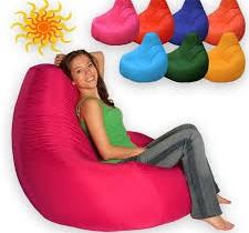 ghế lười hình quả lê size M