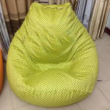 ghế lười hạt xốp hình quả lê (M) giá rẻ