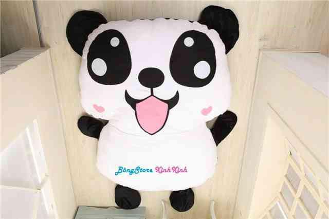 Nệm thú bông panda cao cấp