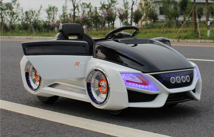 Xe ô tô điện trẻ em HL-988 ( Audi R9 )