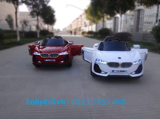 Ô tô điện trẻ em BMW LB-8858
