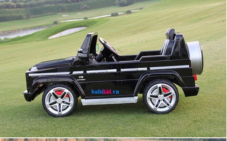 Xe ô tô điện trẻ em AMG - G55