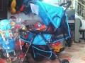xe đẩy em bé seebaby QQ7