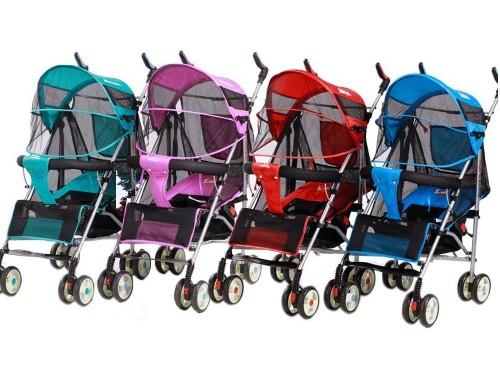xe đẩy trẻ em hope HP308