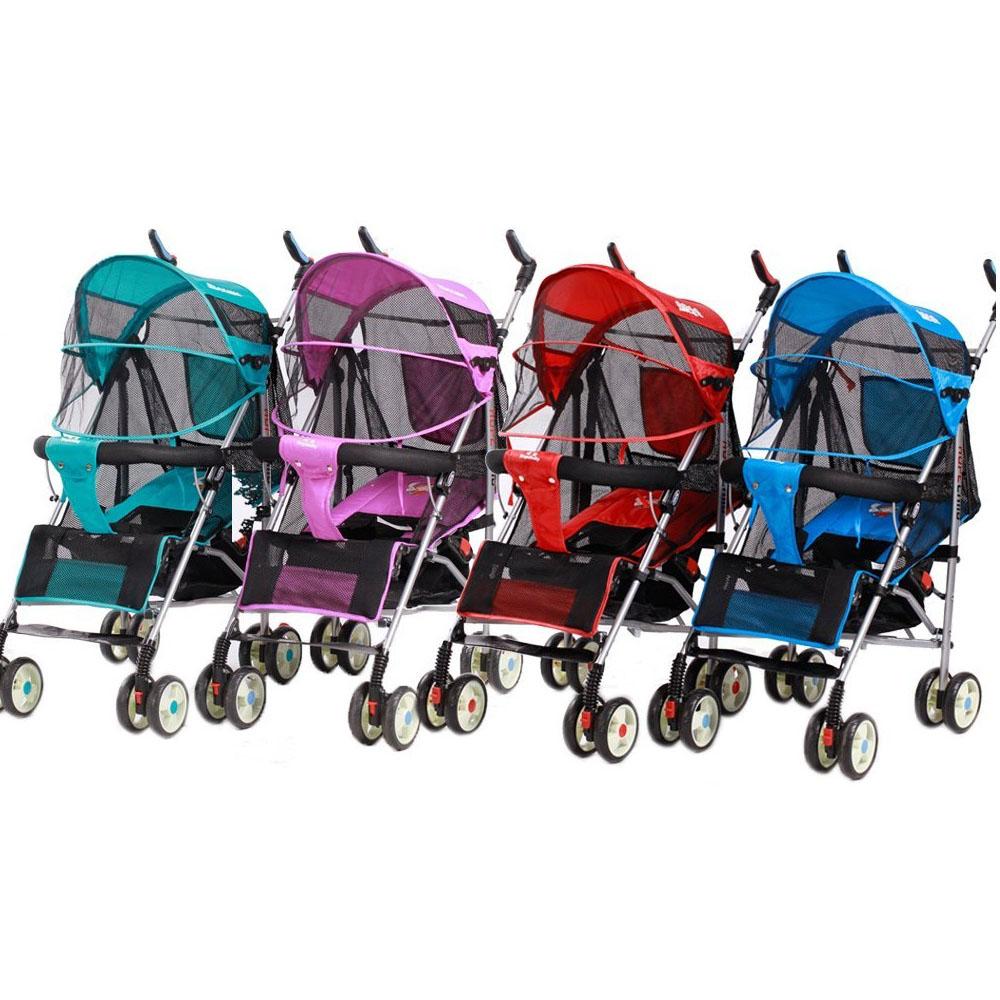 xe đẩy trẻ em HP308 nhiều màu sắc