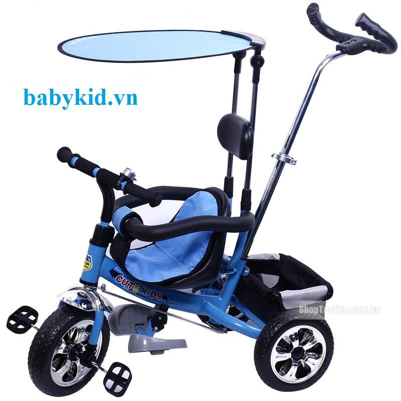 Xe đẩy trẻ em có mái che F08