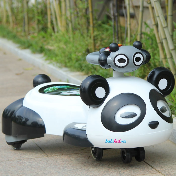 xe lắc trẻ em Panda giá rẻ nhất