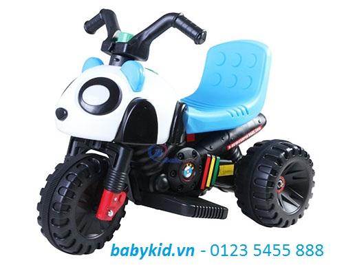 Xe máy điện trẻ em panda 008