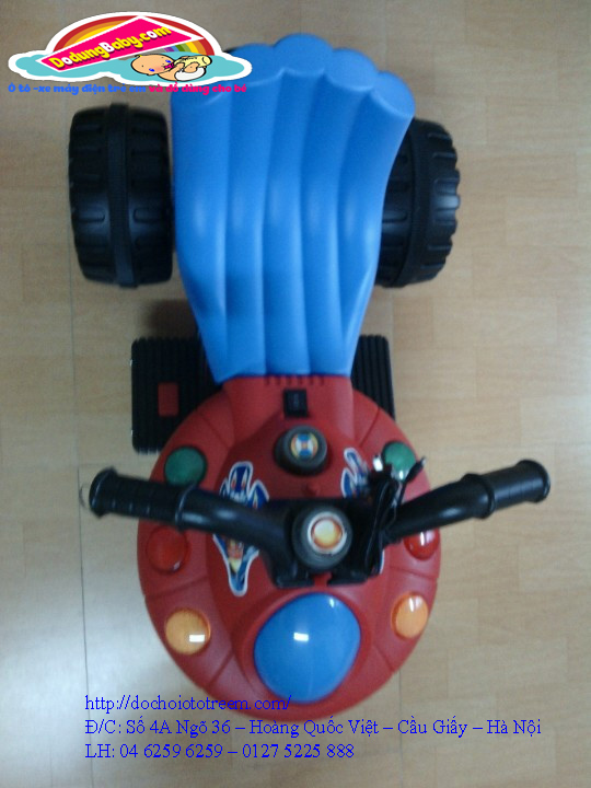 xe máy điện trẻ em 8818D3