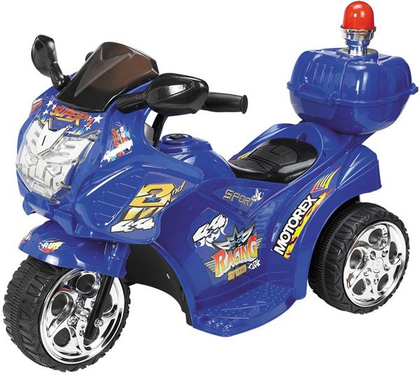 xe máy điện trẻ em police 99071