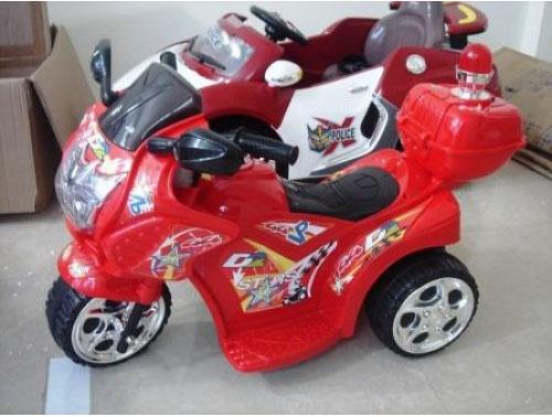 xe máy điện police cho bé 99071