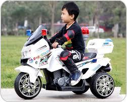 xe máy điện cho bé JT015 cảnh sát