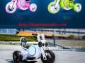 xe máy điện cao cấp KB903 cho bé