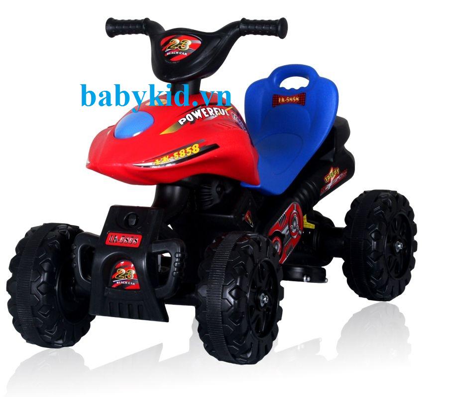 Xe máy điện trẻ em 4 bánh KL-5858