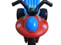 xe máy điện trẻ em dáng phi thuyền có nhạc