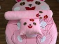 Đệm thú nhồi bông hình Thỏ NTB 203 (5)