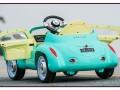 Xe ô tô điện trẻ em SX-1518 màu xanh sang trọng