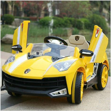 Xe ô tô điên trẻ em Lamborghini WXE-8188