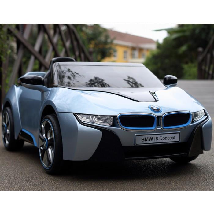 Xe ô tô điện trẻ em BMW i8 (11)